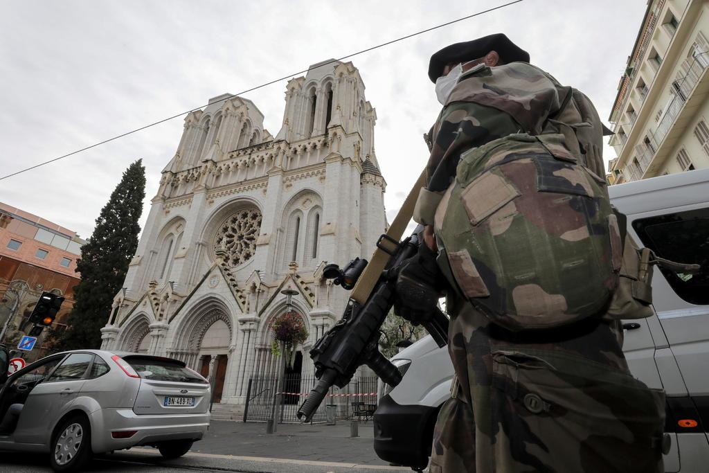 México se solidariza con Francia tras atentado terrorista en Niza. Noticias en tiempo real
