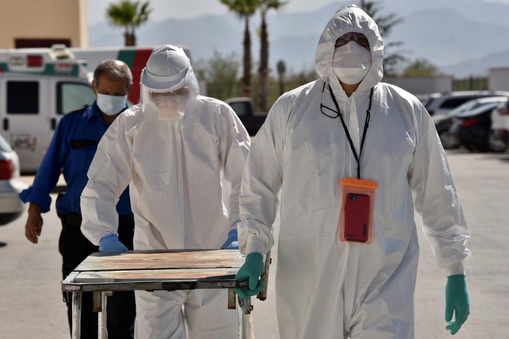Coahuila reporta 24 muertes y 349 contagios más de COVID-19. Noticias en tiempo real