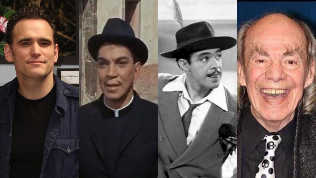 Matt Dillon se declara fan de Cantinflas, Tin Tan y El loco Valdés. Noticias en tiempo real