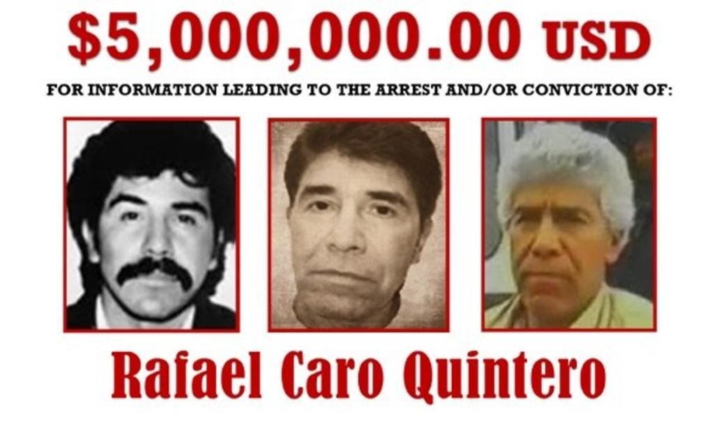 ¿Por qué la DEA prioriza a Caro Quintero y no a El Mencho?. Noticias en tiempo real