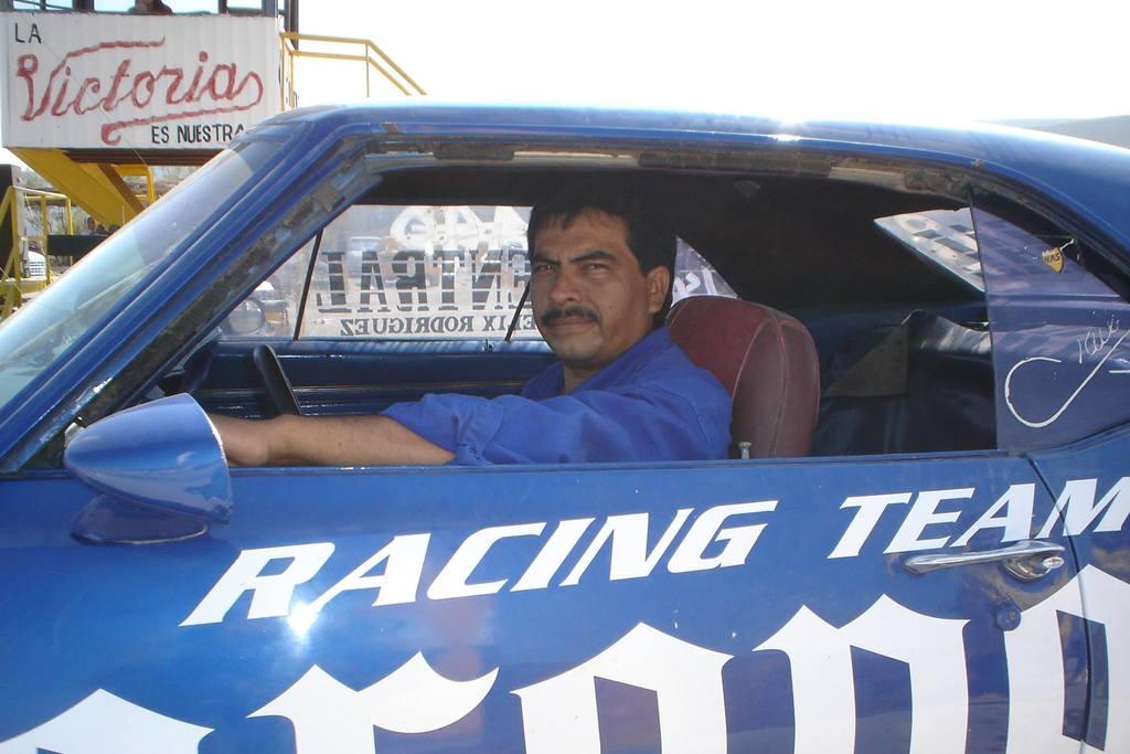 Automovilismo en La Laguna está de luto. Noticias en tiempo real