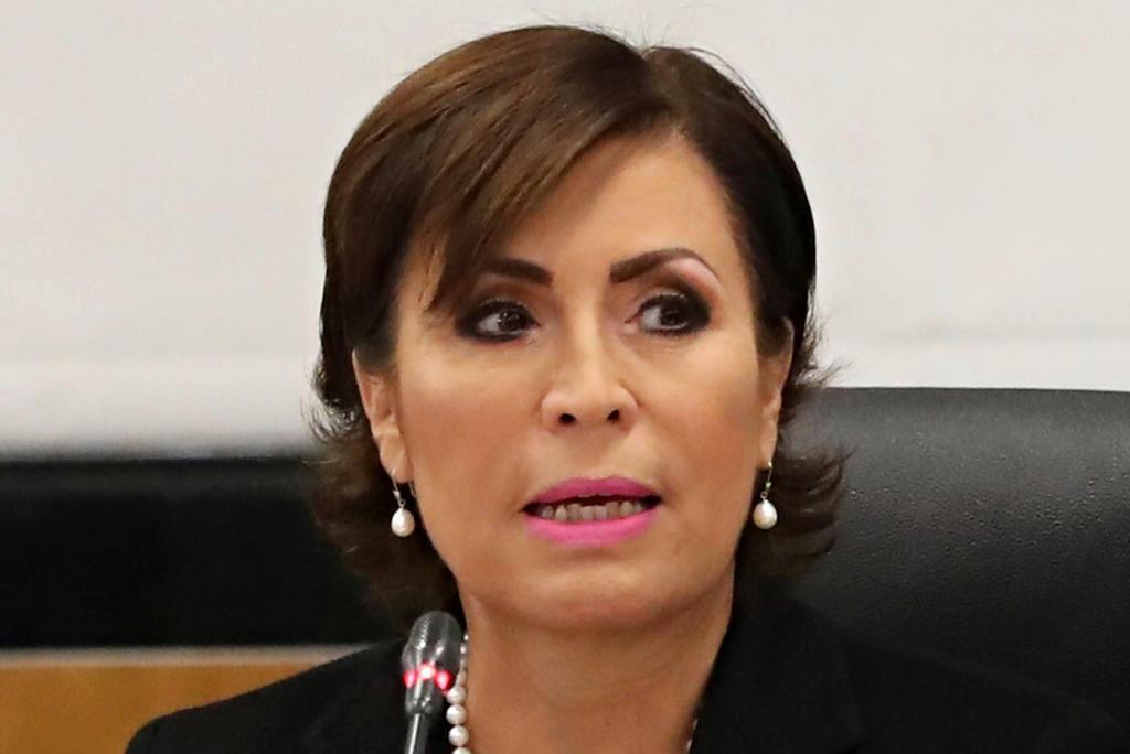 Lo tiene que resolver la Fiscalía, dice AMLO sobre caso de Rosario Robles. Noticias en tiempo real