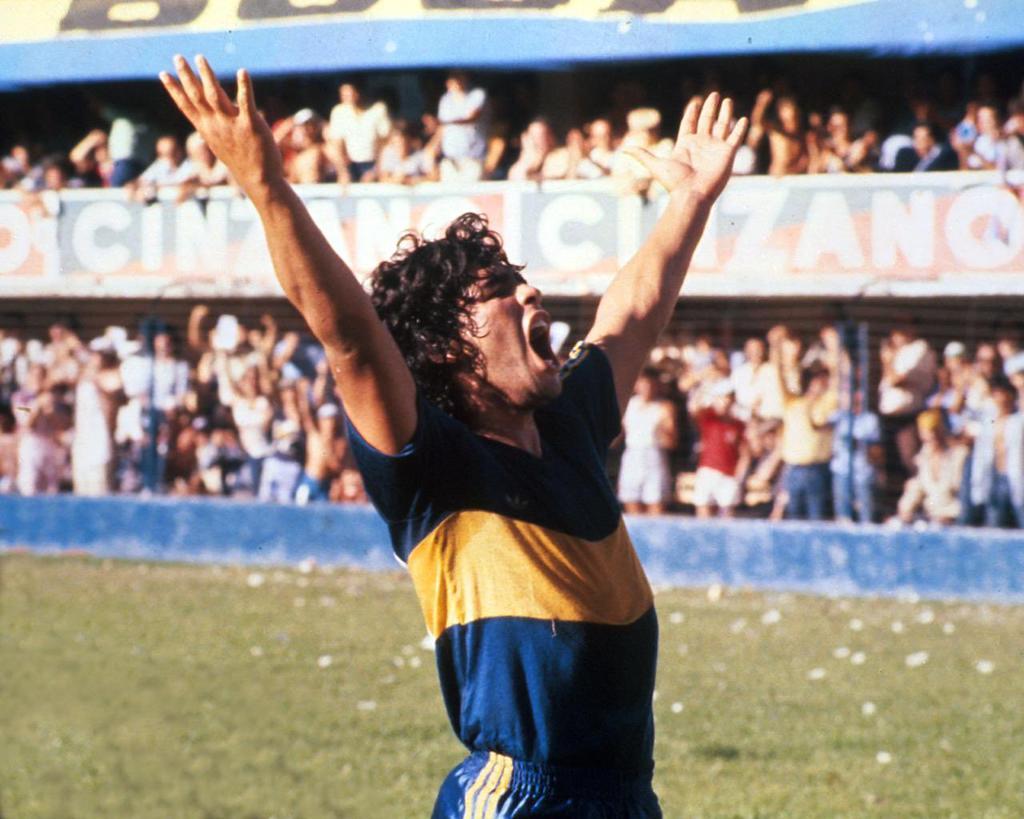 Boca Juniors se despide de Diego Maradona. Noticias en tiempo real