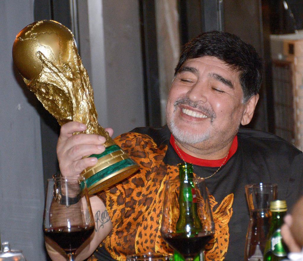 Fechas clave sobre la vida de Diego Maradona. Noticias en tiempo real
