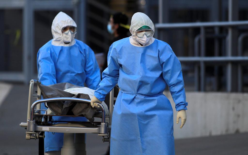 Registra Coahuila 35 muertes y 380 nuevos casos de COVID-19. Noticias en tiempo real