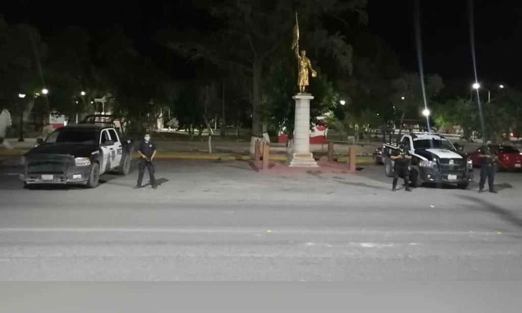 Señala matrimonio a policías por extorsión en Nadadores, Coahuila. Noticias en tiempo real