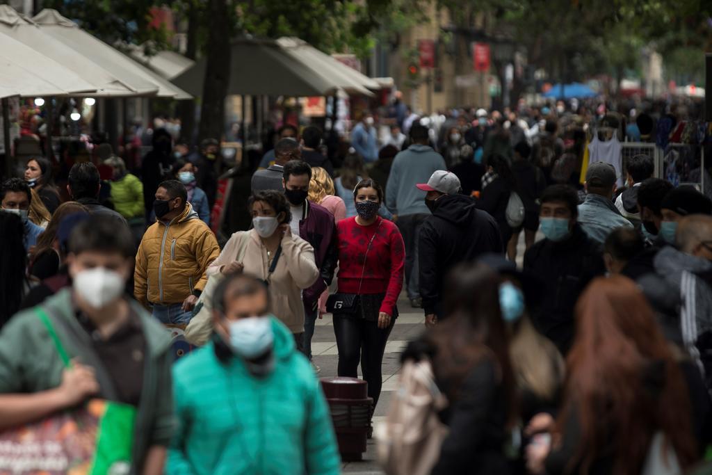 Registra Chile casi cien muertos por COVID-19; la cifra más alta en dos meses. Noticias en tiempo real