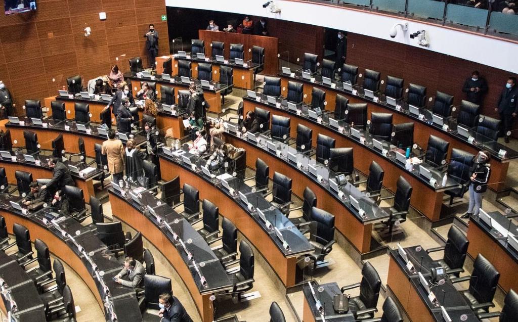 Avanza en el Senado la eliminación del fuero presidencial. Noticias en tiempo real