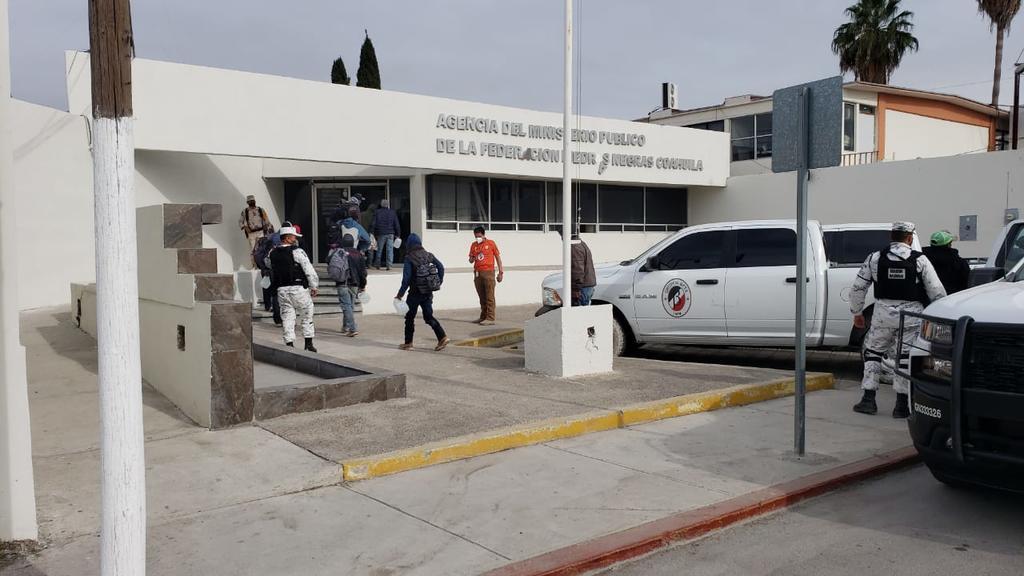 Detiene Sedena a presunto traficante de personas en Ciudad Acuña. Noticias en tiempo real