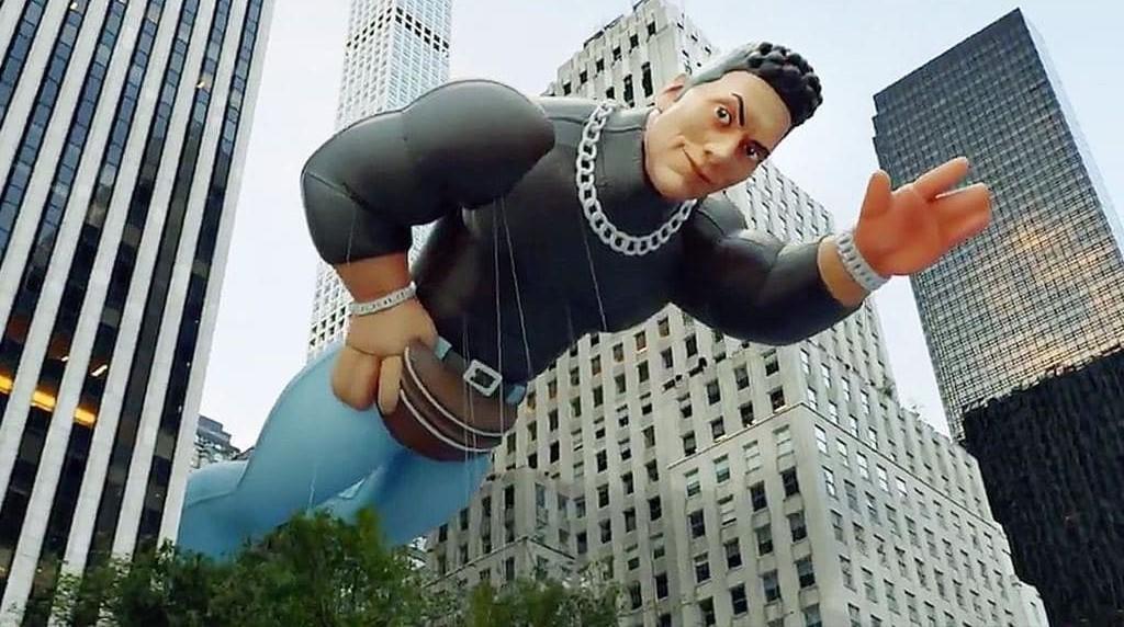 ¿Dwayne Johnson en el desfile de Acción de Gracias de NY?. Noticias en tiempo real