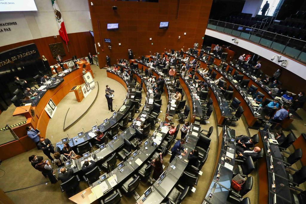 Aprueba Senado reformas constitucionales en materia de fuero presidencial. Noticias en tiempo real