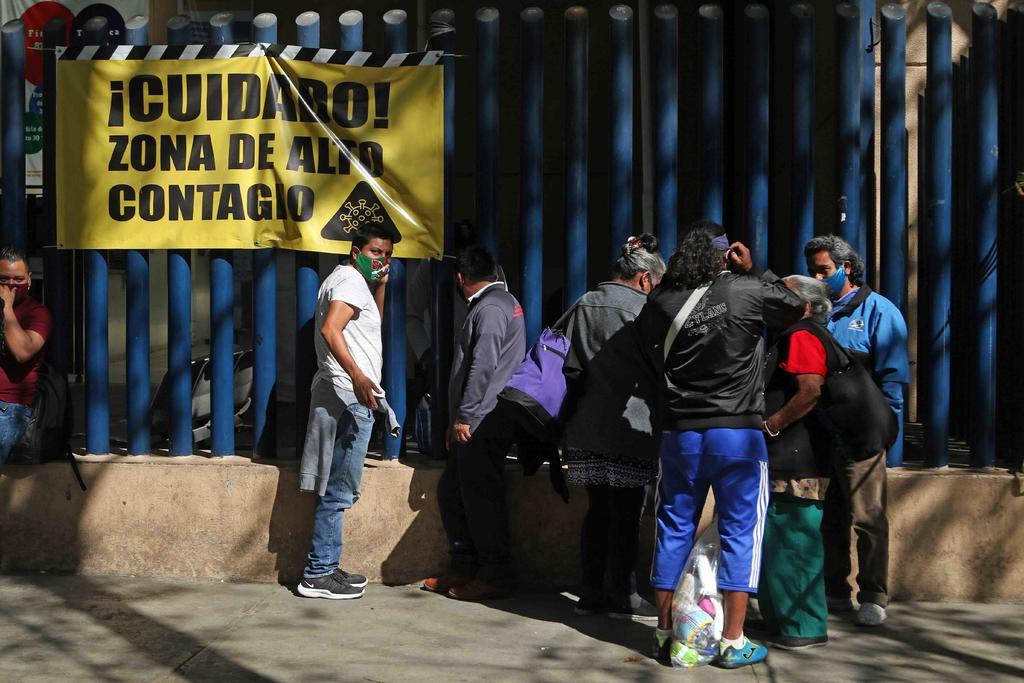 Supera México a Brasil en decesos por COVID por millón de habitantes. Noticias en tiempo real
