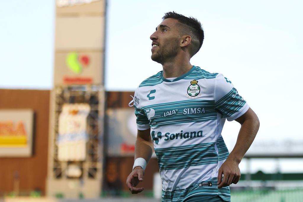 Fernando Gorriarán no se va de Santos; Quiero la 7, dice. Noticias en tiempo real