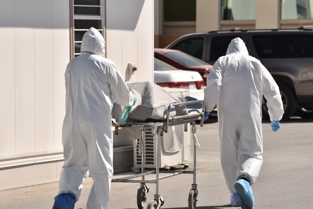 En casi un mes, suman 277 muertes por COVID en Torreón. Noticias en tiempo real