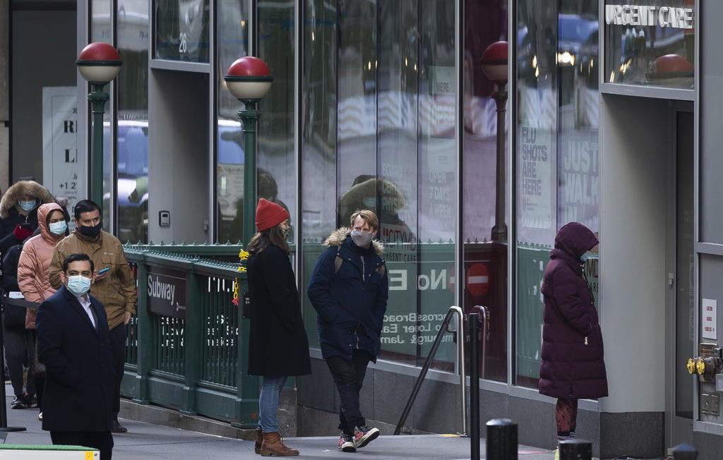Se disparan los casos de COVID-19 en Nueva York. Noticias en tiempo real