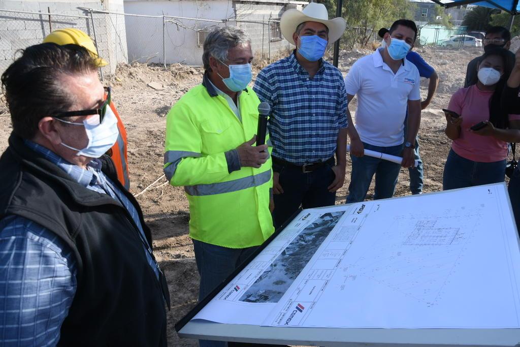Construirá IMSS dos hospitales temporales en Coahuila. Noticias en tiempo real