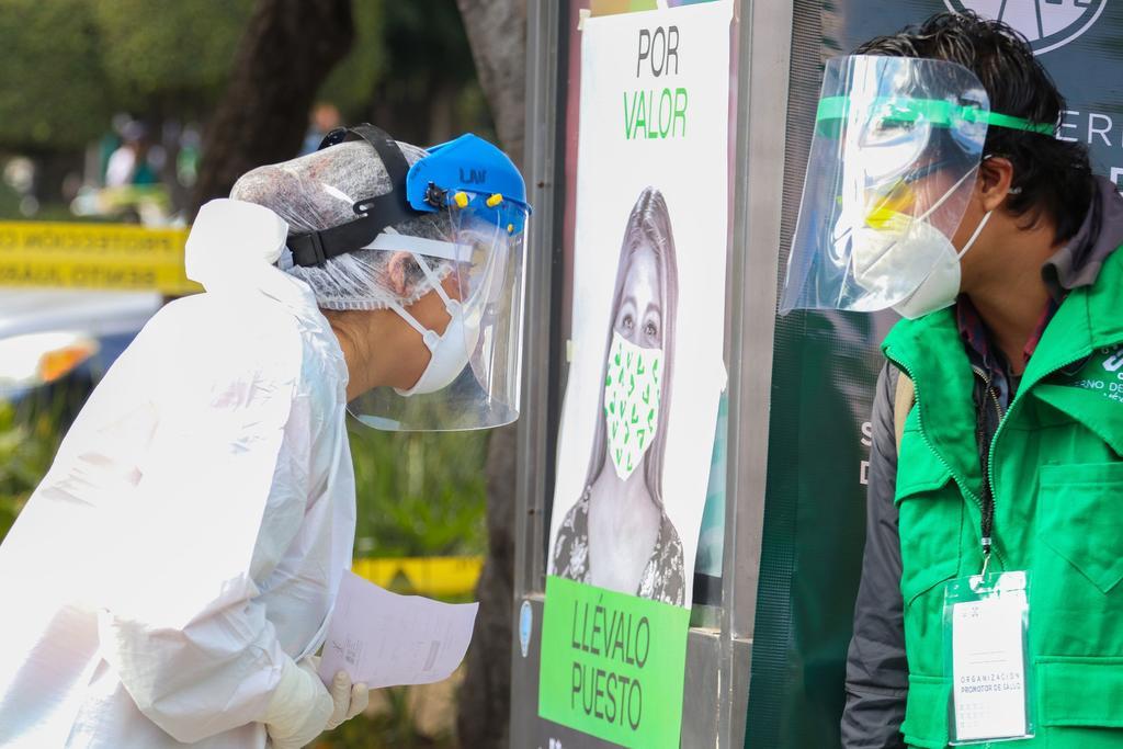 ¿Cuáles hospitales COVID se encuentran saturados en Valle de México?. Noticias en tiempo real