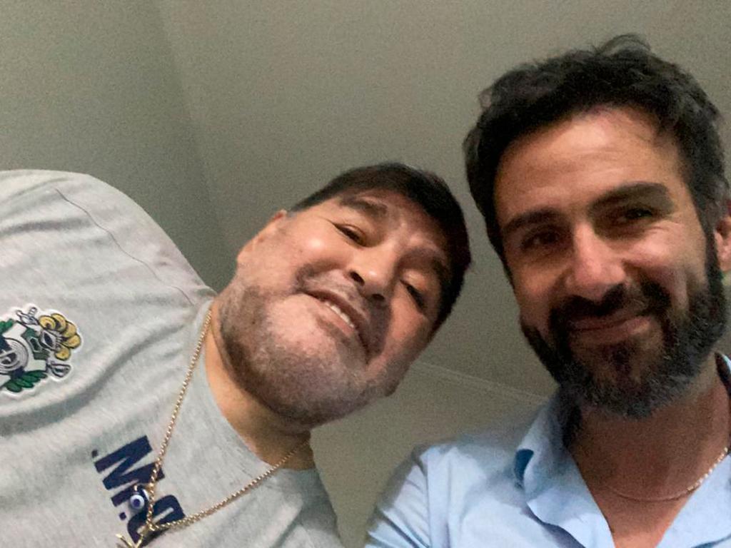 Abren investigación a médico de Maradona por presunta negligencia. Noticias en tiempo real