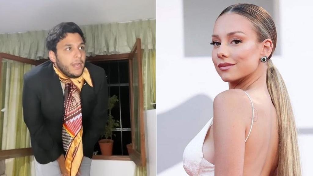 Ester Expósito se declara fan de Paco de Miguel. Noticias en tiempo real