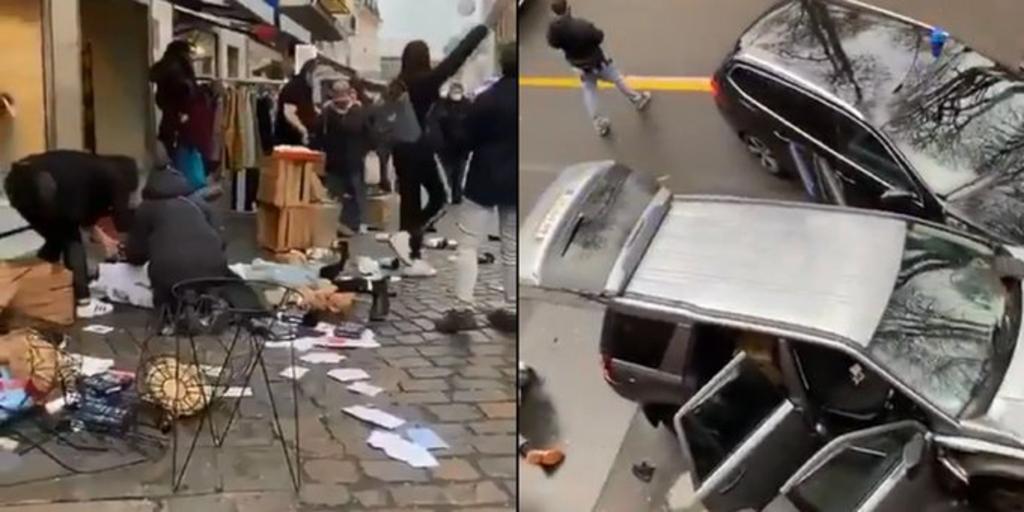 Auto arrolla a transeúntes en Alemania; reportan dos muertos. Noticias en tiempo real