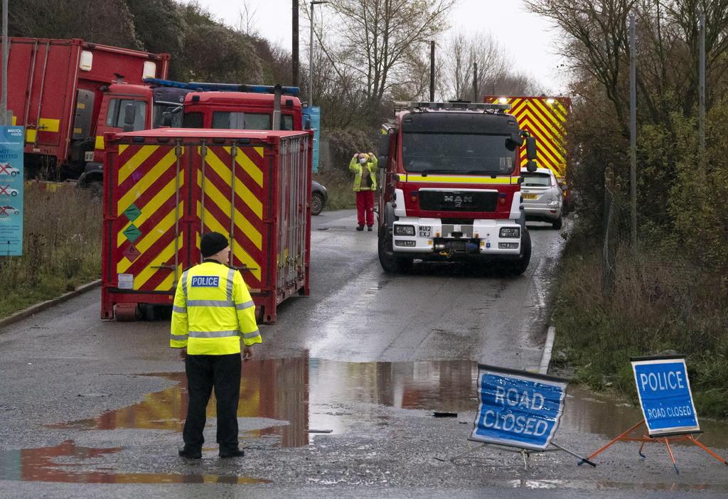Explosión en suroeste de Reino Unido deja muchas víctimas. Noticias en tiempo real