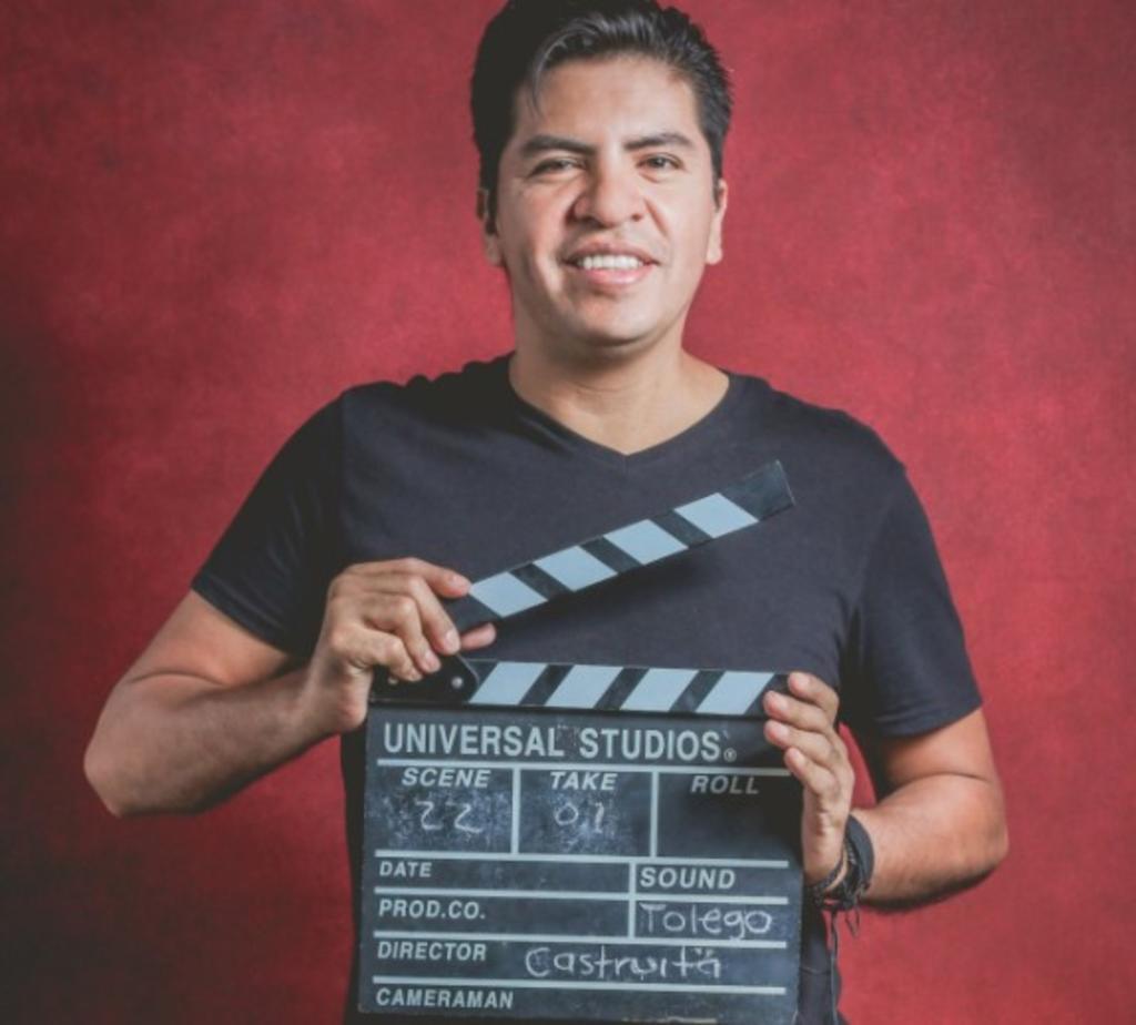 Lagunero sueña con hacer un cortometraje pero teme perder la vista. Noticias en tiempo real