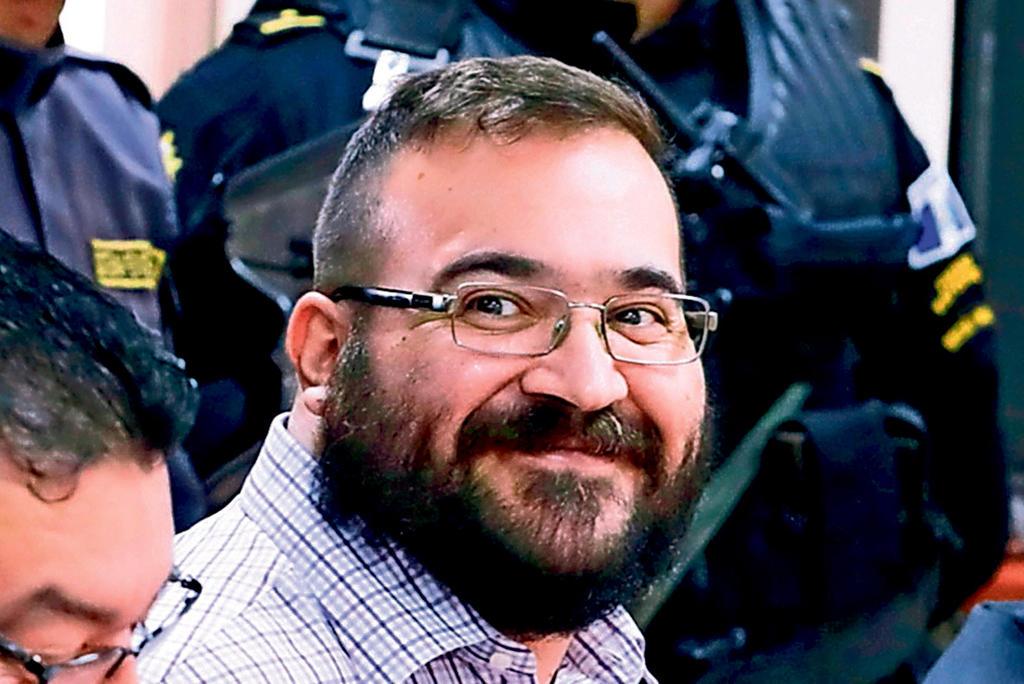 Abogado deja defensa legal de Javier Duarte por cuestiones económicas. Noticias en tiempo real