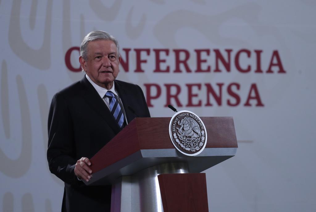 Envía AMLO iniciativa a Senado para regular a agentes extranjeros en México. Noticias en tiempo real