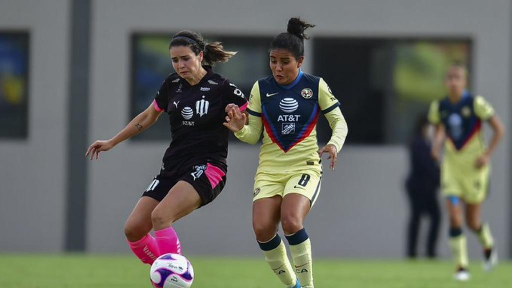 América cae ante Rayadas en semifinales de la Liga MX Femenil. Noticias en tiempo real