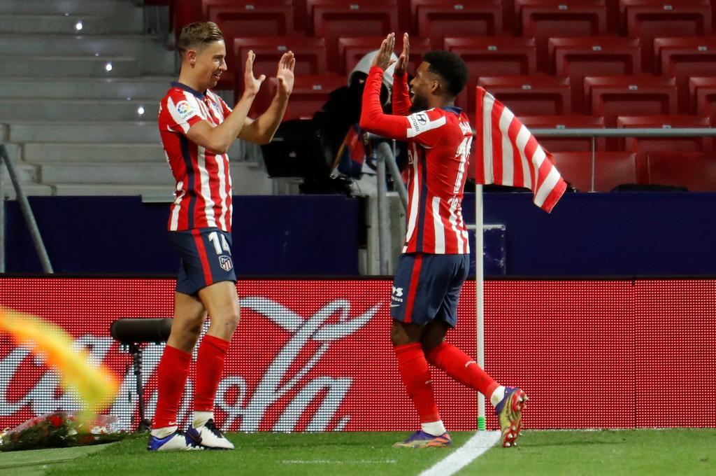 Atlético de Madrid sube a la cima en La Liga. Noticias en tiempo real