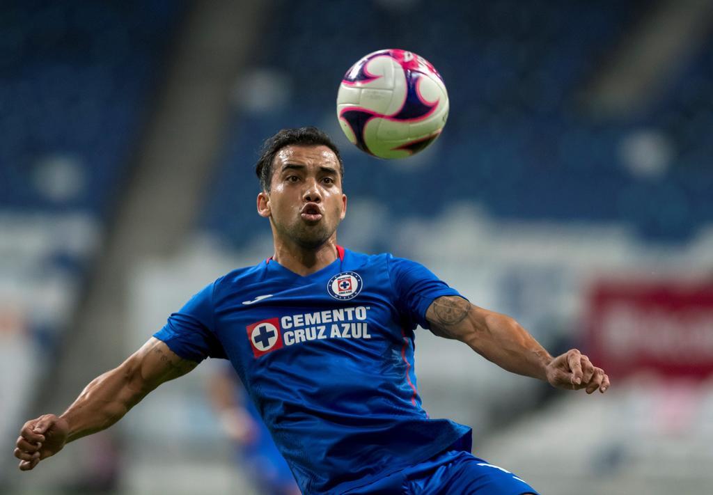 Cruz Azul confirma baja de Adrián Aldrete por lesión. Noticias en tiempo real
