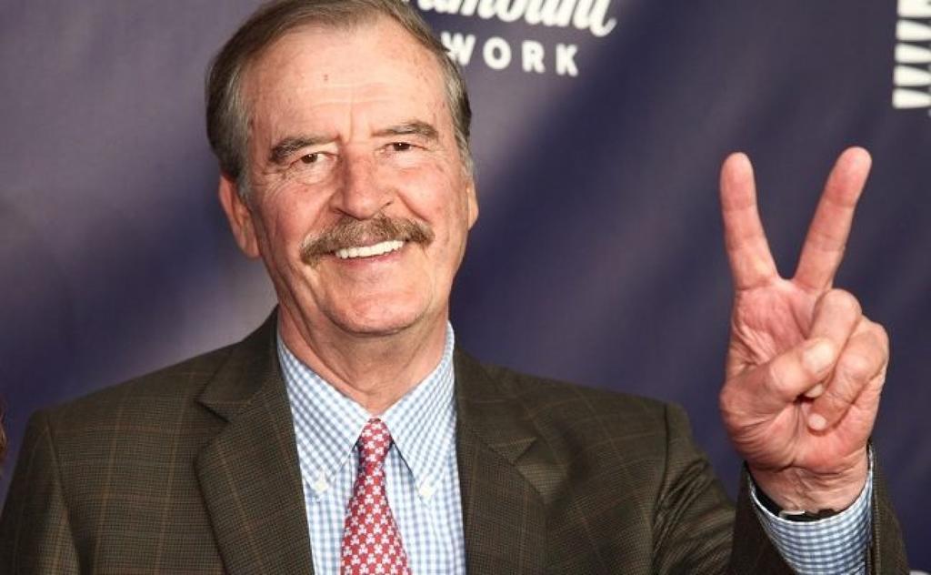 Vicente Fox aplaude al PAN por alianzas con PRI y PRD. Noticias en tiempo real