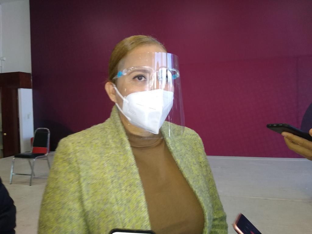 Debe Durango más de 21 mdp de participaciones a Gómez Palacio: alcaldesa. Noticias en tiempo real
