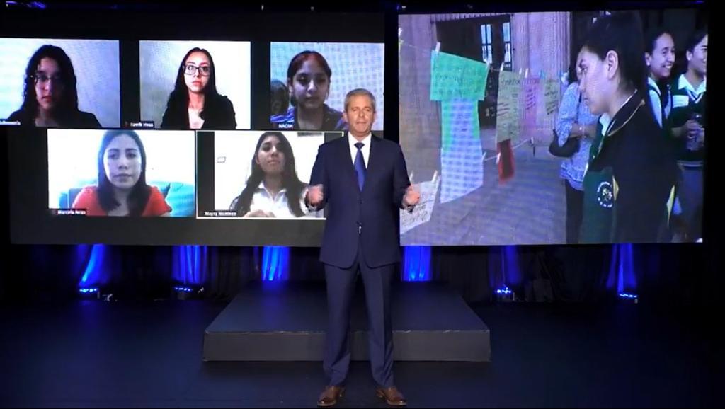 Presenta Marcelo Torres su tercer informe legislativo. Noticias en tiempo real