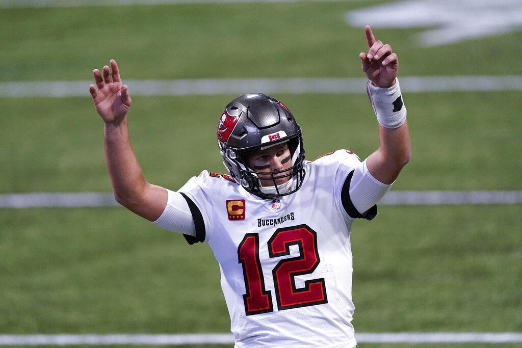 Tom Brady triunfa con los  Buccaneers. Noticias en tiempo real