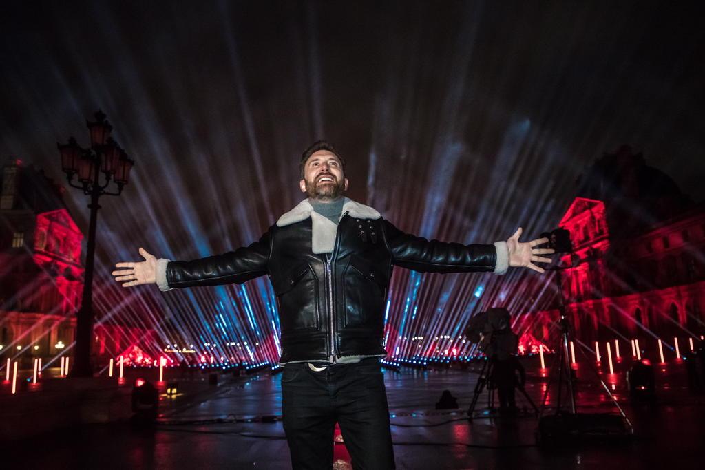 David Guetta Hamburg 2021