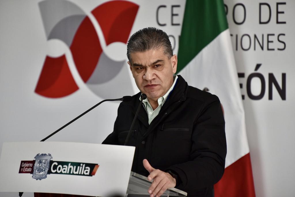 ¿Cómo es posible?: gobernador de Coahuila sobre vacunación COVID a servidores de la Nación