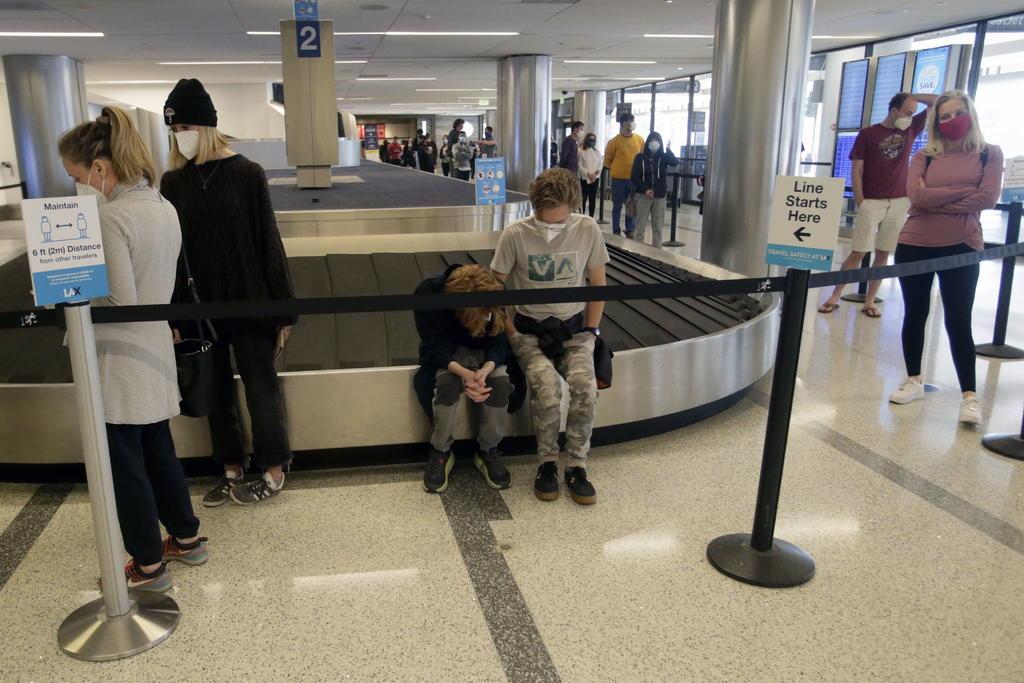 Levanta EUA restricción de viaje desde Unión Europea y Brasil