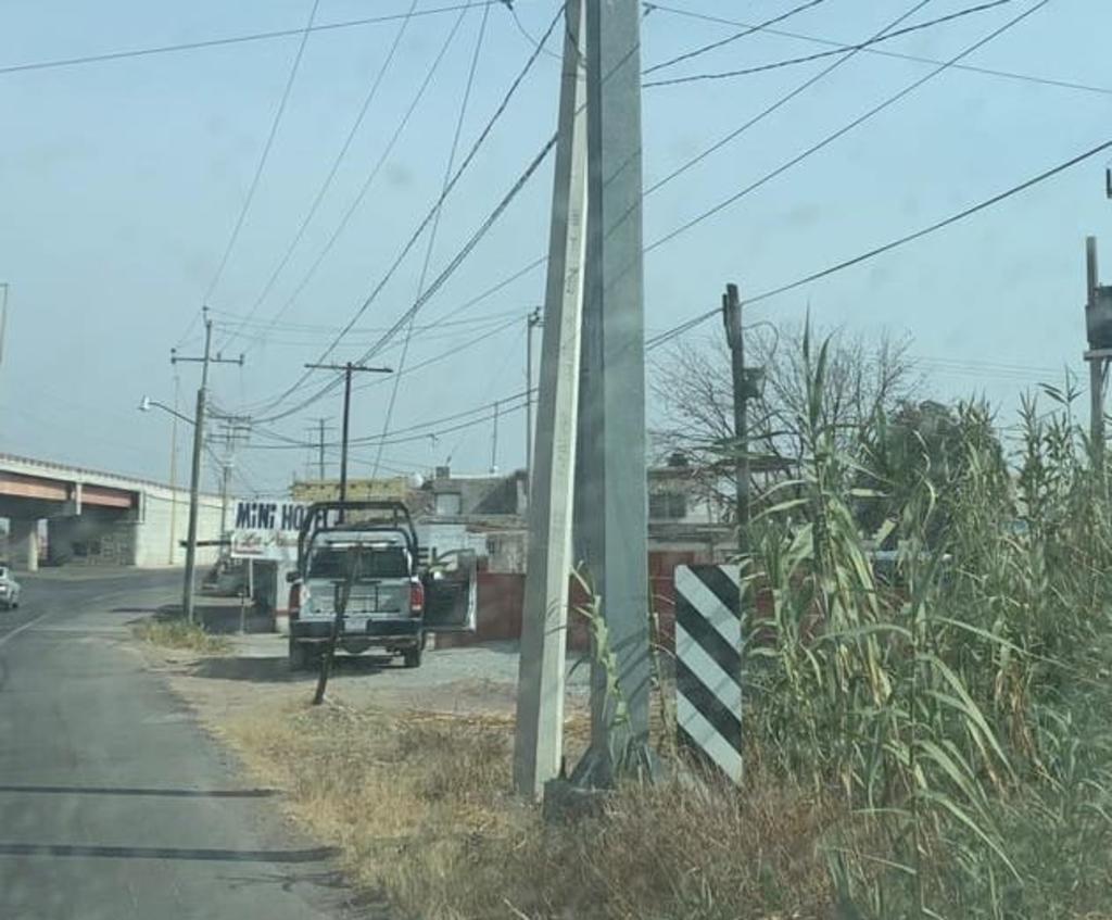 Señalan a Policía de Madero de impedir acceso de CFE a pozo del Simas