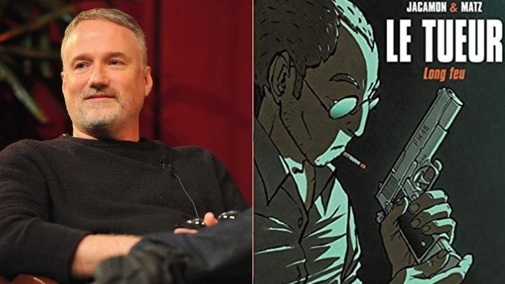 David Fincher adaptará el cómic The Killer para Netflix