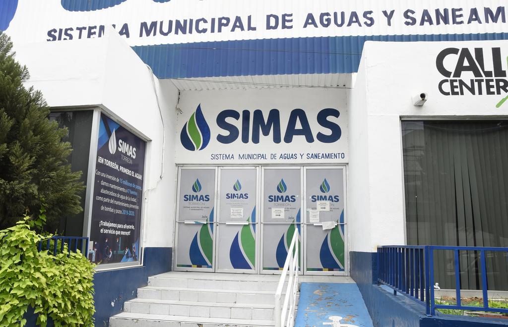 Precisa Simas Torreón nuevos horarios de oficinas