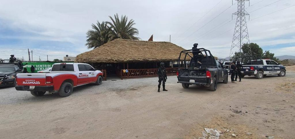 Clausuran bar 'Don Crudelio' en Matamoros