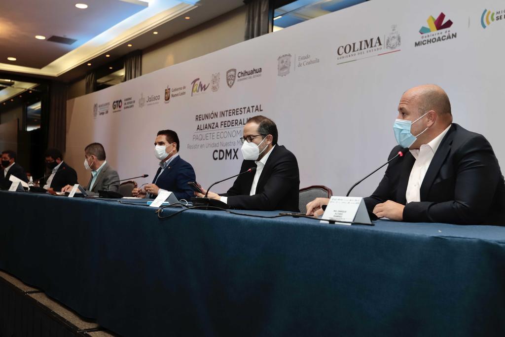 Va Alianza Federalista por atracción de inversiones