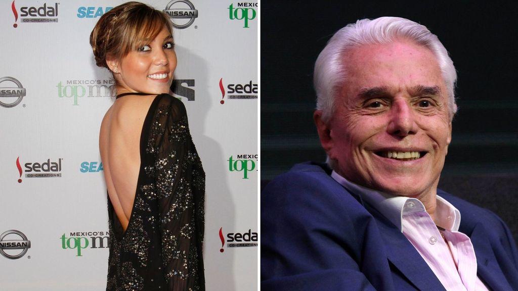 Frida Sofía acusa a Enrique Guzmán de abuso