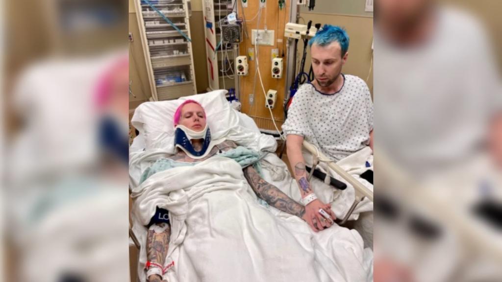 Hospitalizan al gurú de belleza Jeffree Star tras sufrir accidente. Noticias en tiempo real
