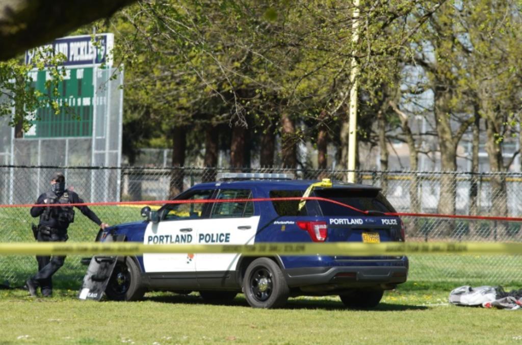 Registra Oregon disturbios luego de que policía matara a hombre. Noticias en tiempo real