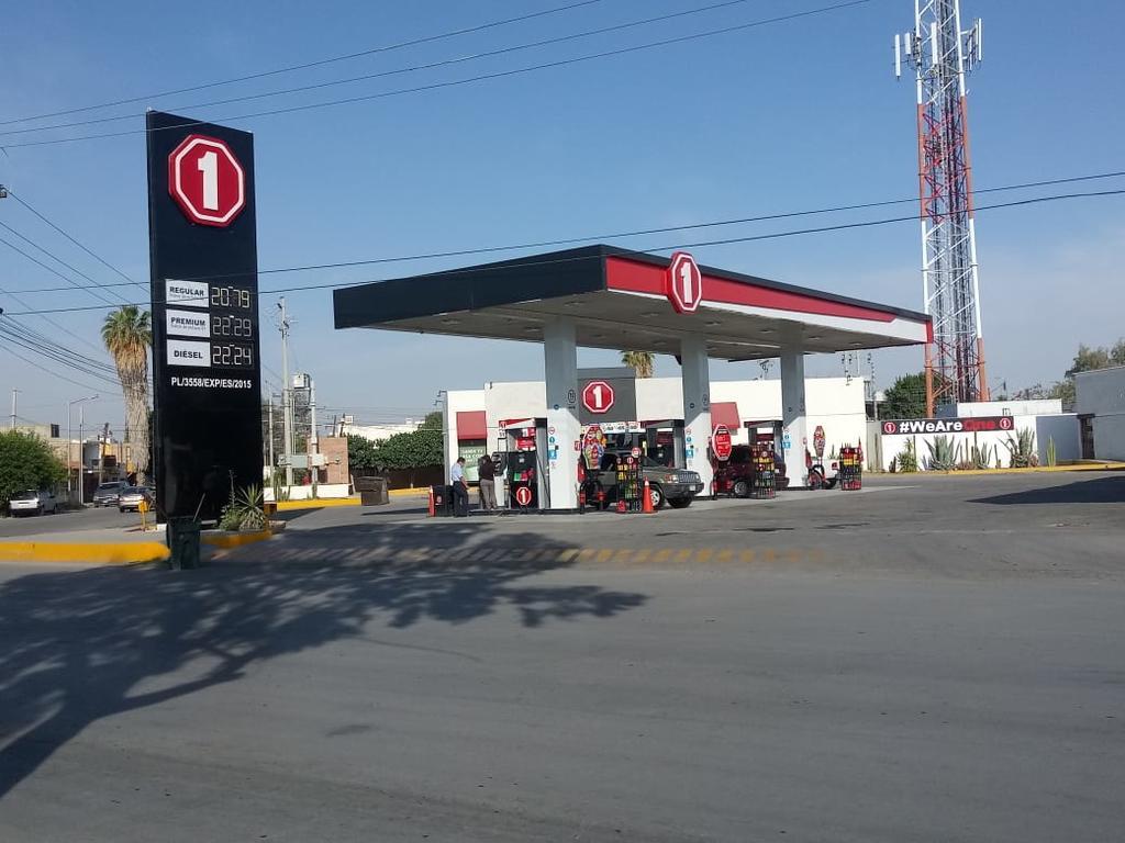 Precio de la gasolina en La Laguna, más bajo que en la media nacional. Noticias en tiempo real