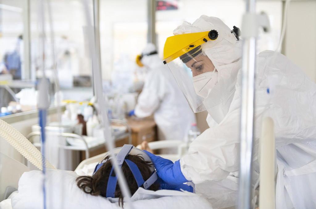 Italia registra más de 15 mil nuevos contagios de COVID y 310 fallecidos en 24 horas. Noticias en tiempo real