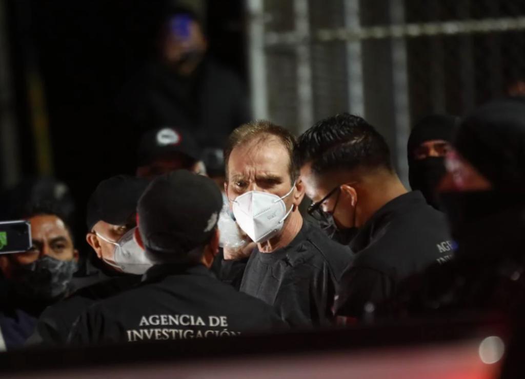 El Güero Palma sale de penal del Altiplano; aborda convoy de la FGR. Noticias en tiempo real