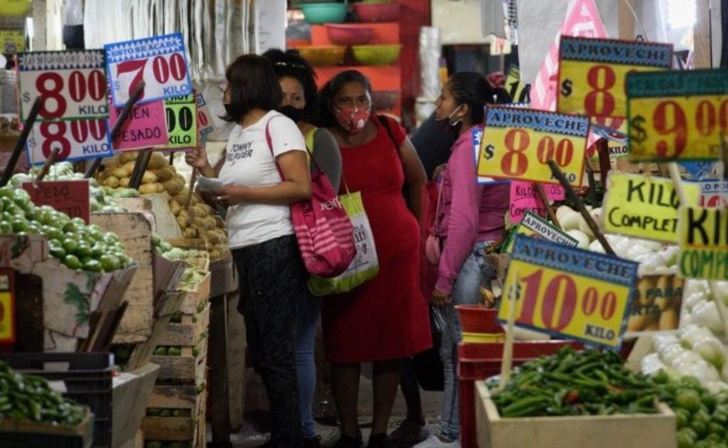 Inflación en México sorprende nuevamentetras alcanzar un nivel más alto de lo esperado. Noticias en tiempo real